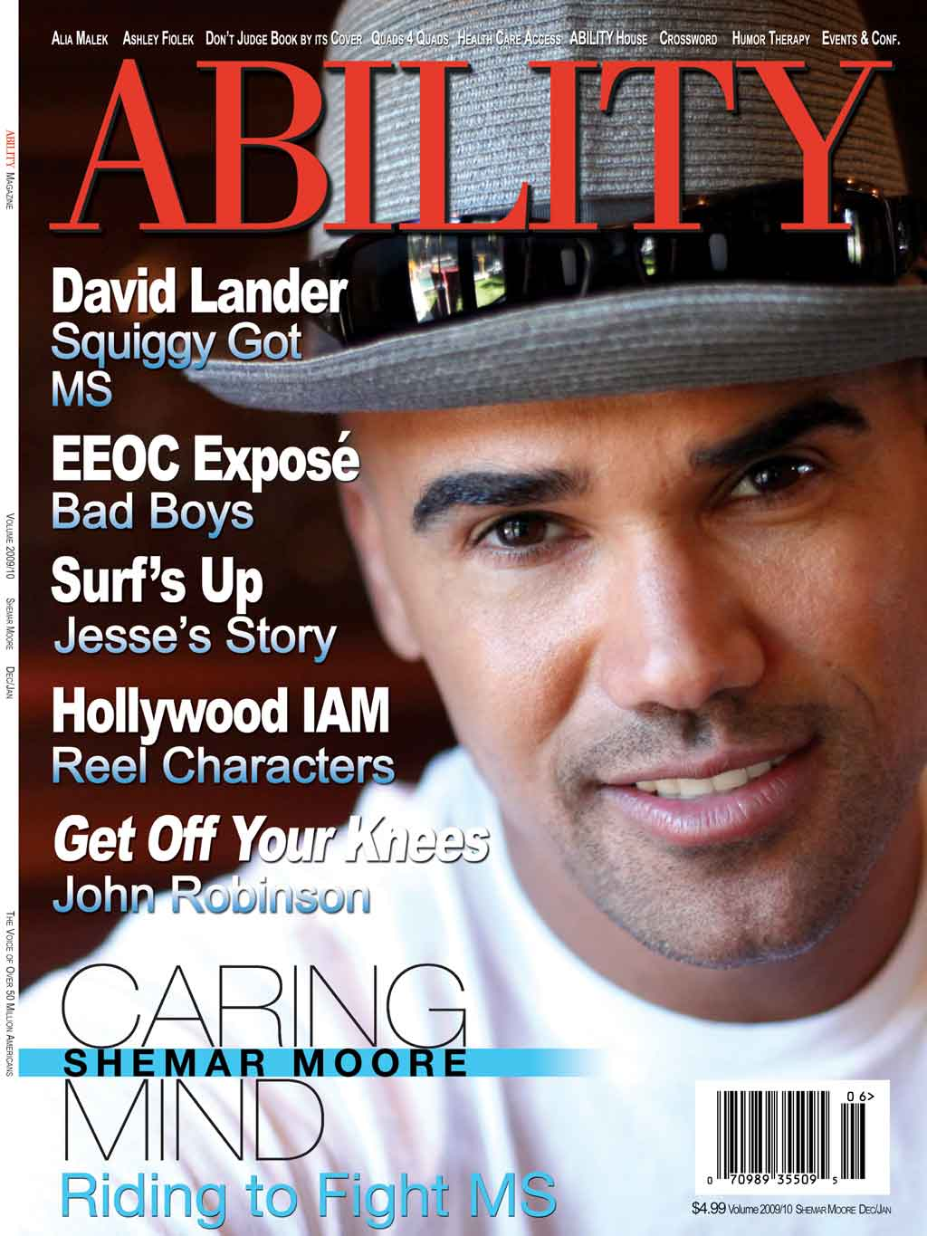 Shemar Moore Issue