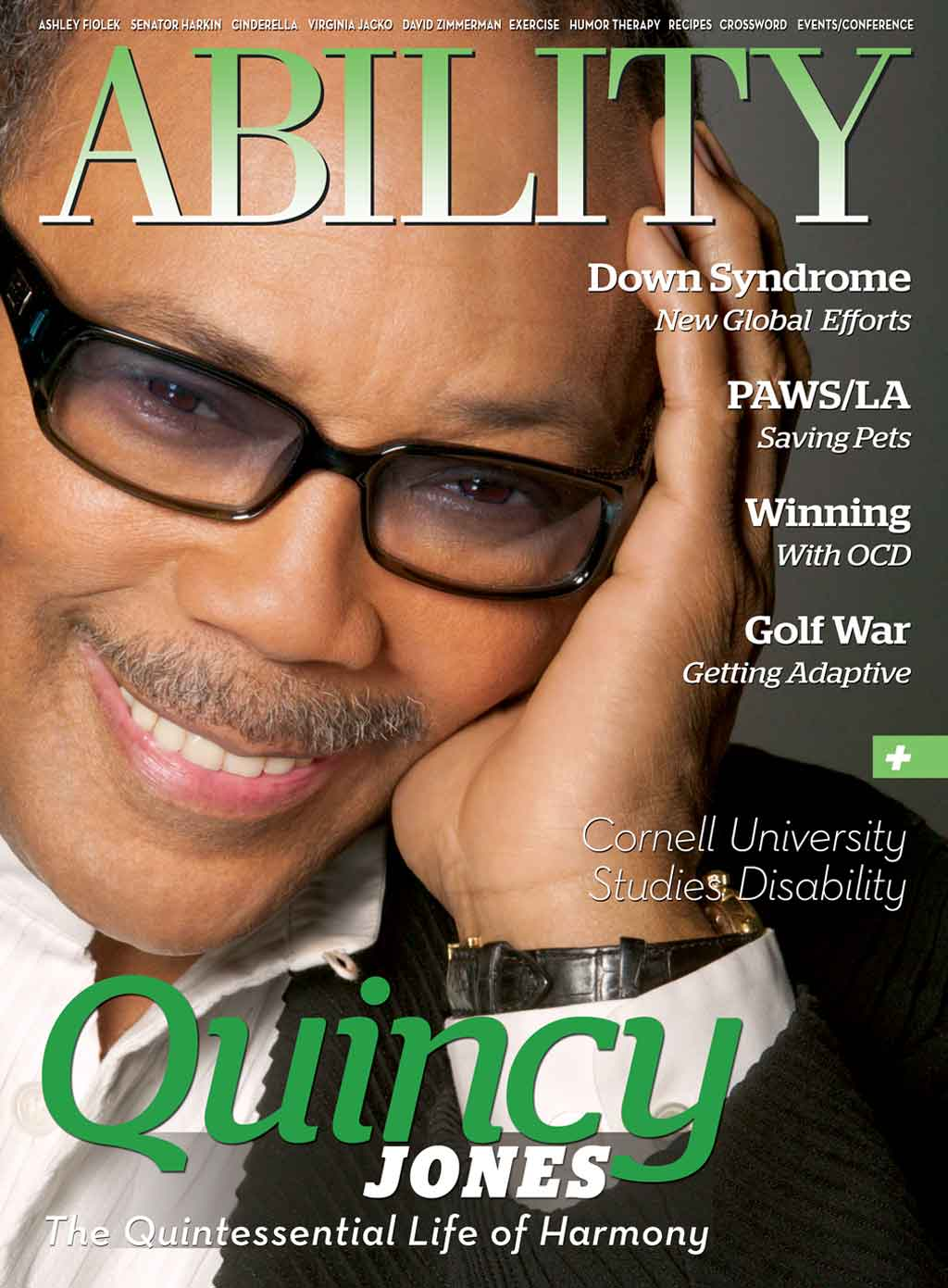 Quincy Jones Issue