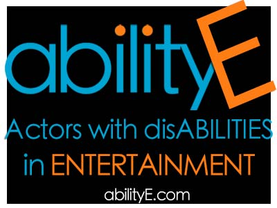 abilityE actors with disabilties