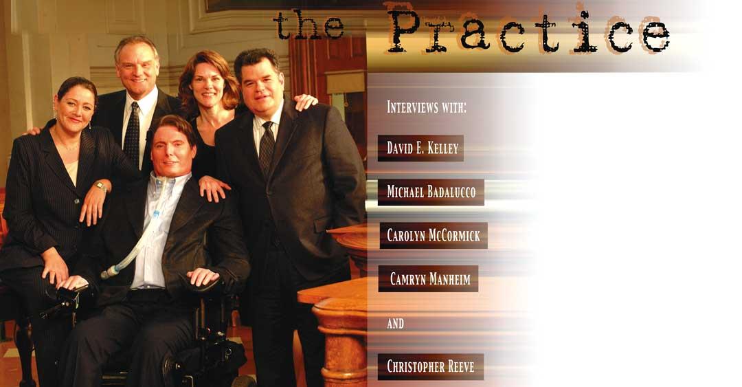Camryn Manheim, Bill Smitrovich, Christopher Reeve, Carolyn McCormick, Michael Badalucco