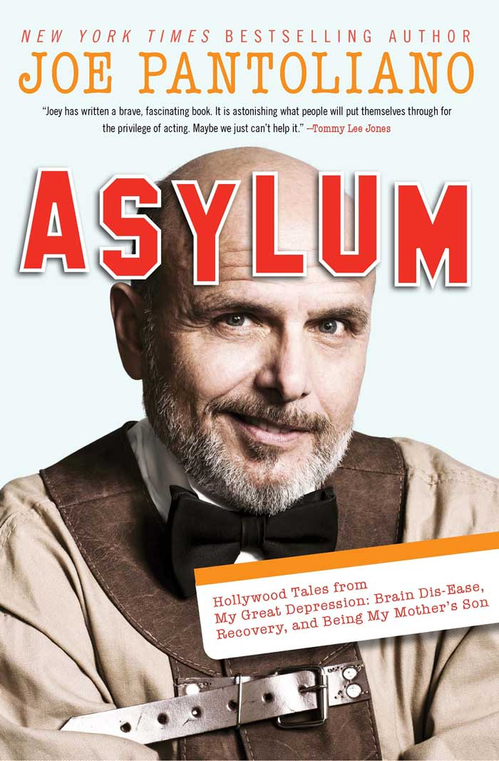 Joe Pantoliano Excerpt from Asylum