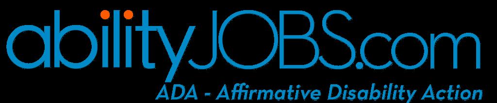 abilityJOBS.com Affirmative Disability Action