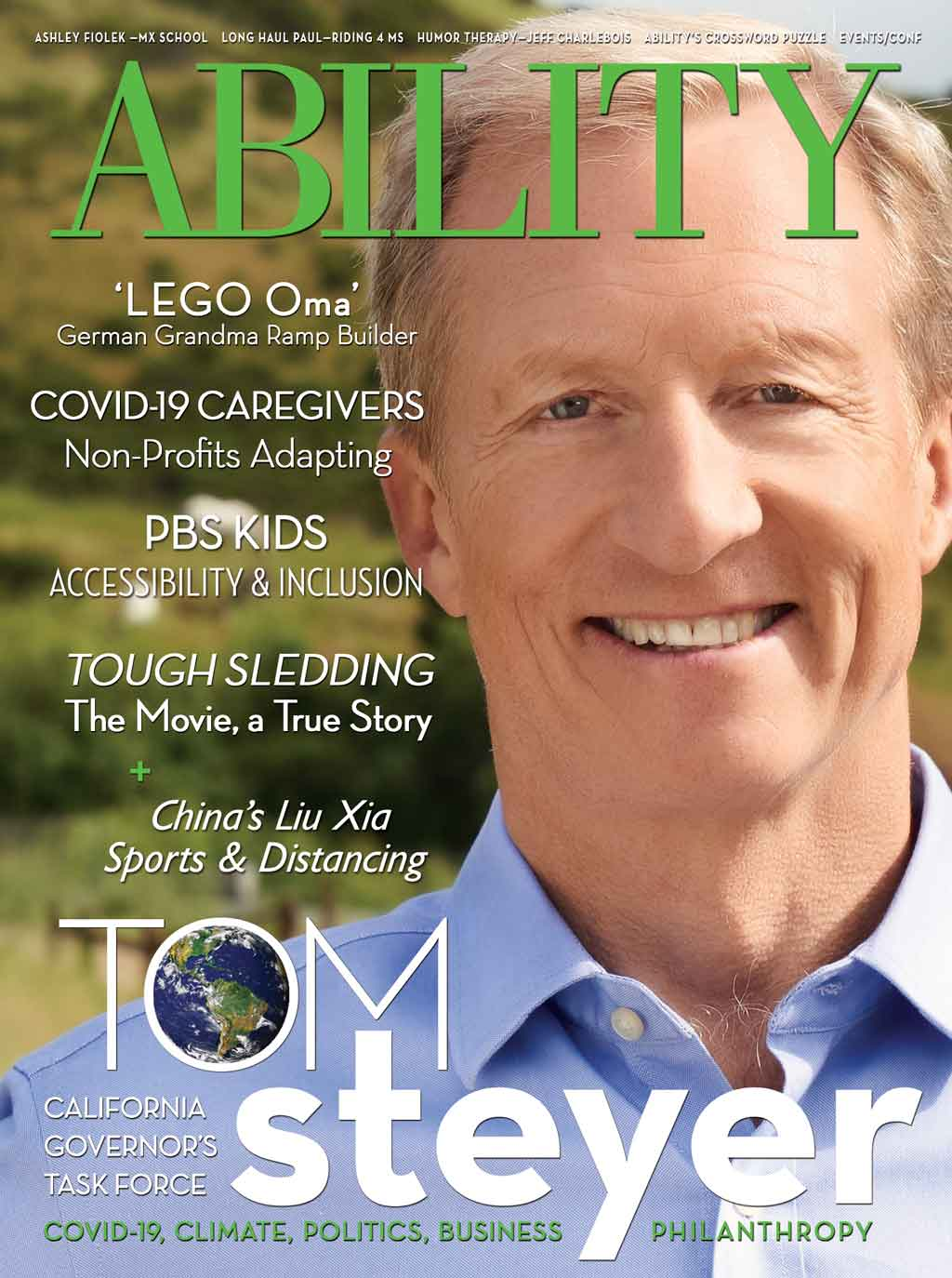 Tom Steyer Issue