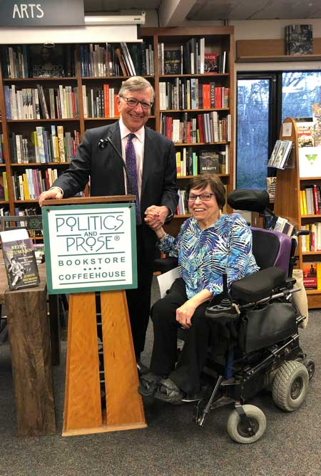 Judy Heumann at PhP