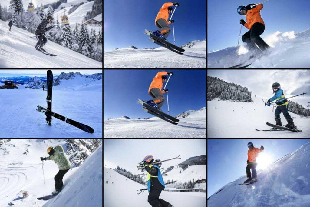Staki Control Skis