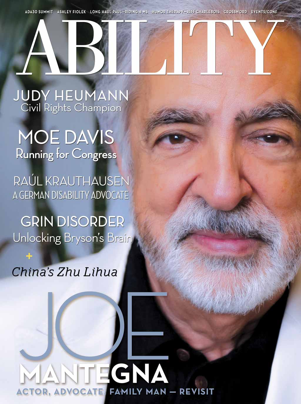 Joe Mantegna Revisit Issue
