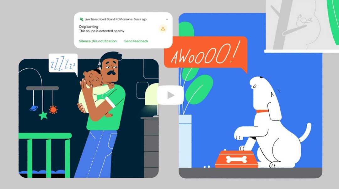 Google andoid sound app