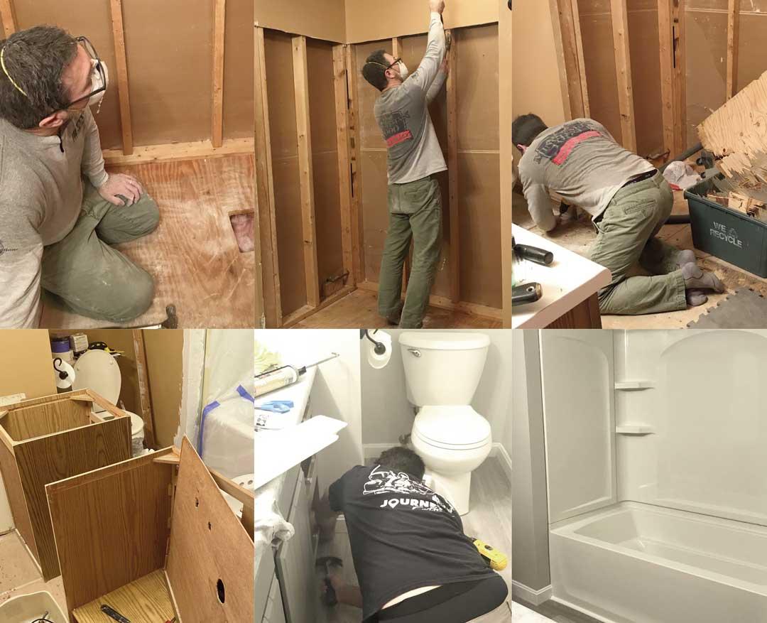 Long Haul Paul handyman