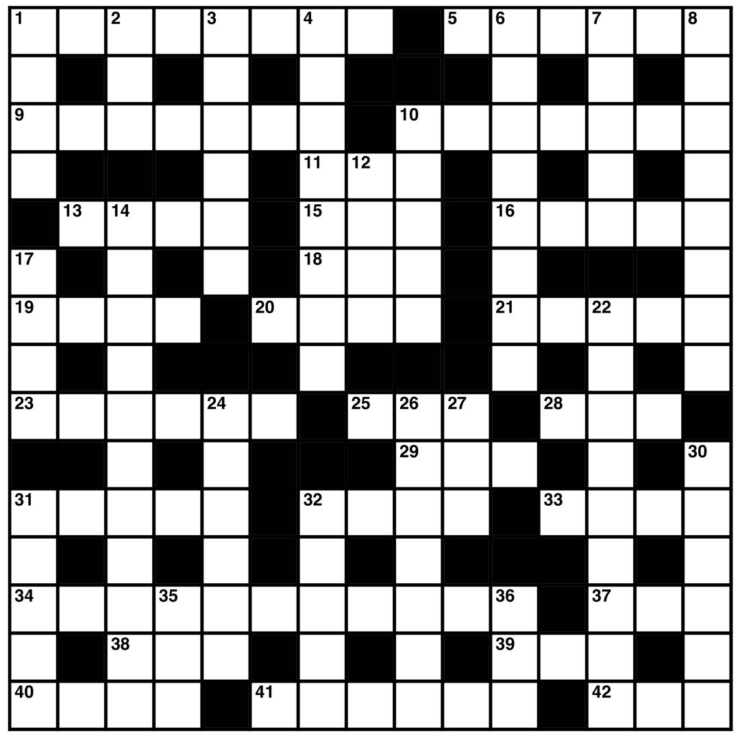 ABILITY Magazine Crossword Puzzle