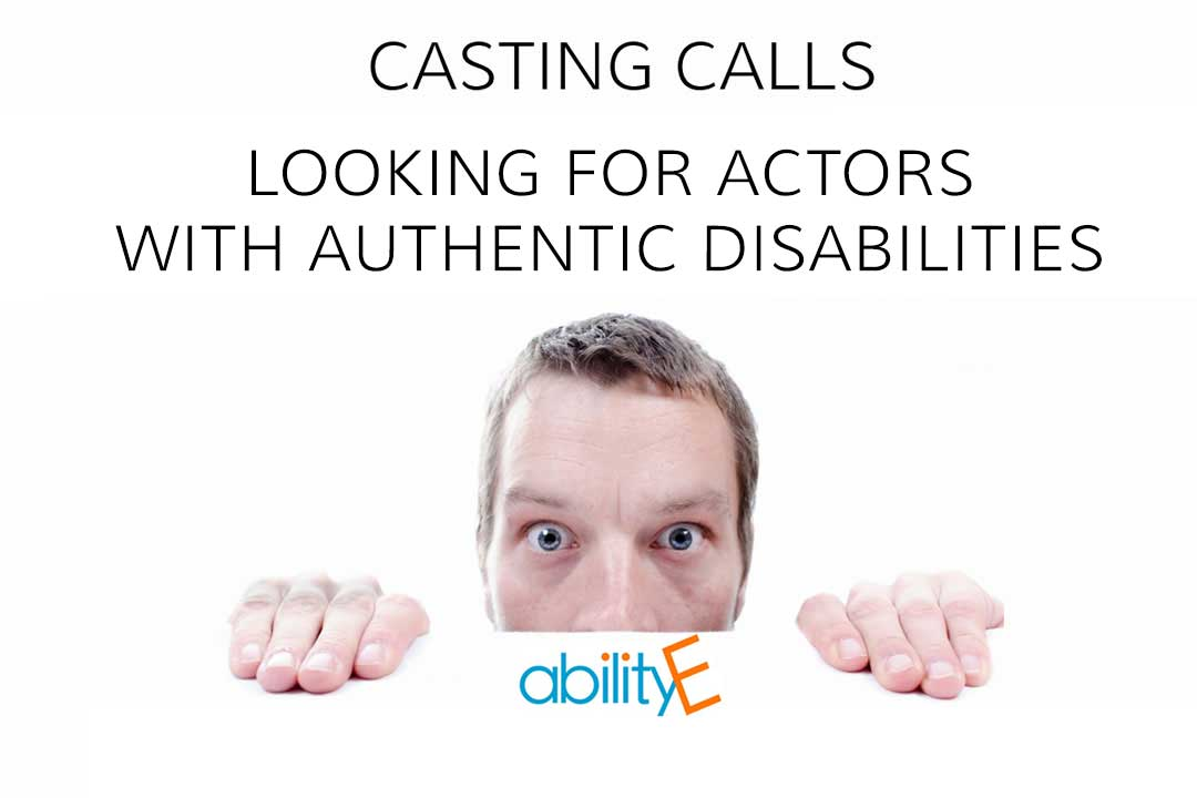 disabled actors wanted