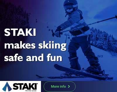 Staki Control Ski