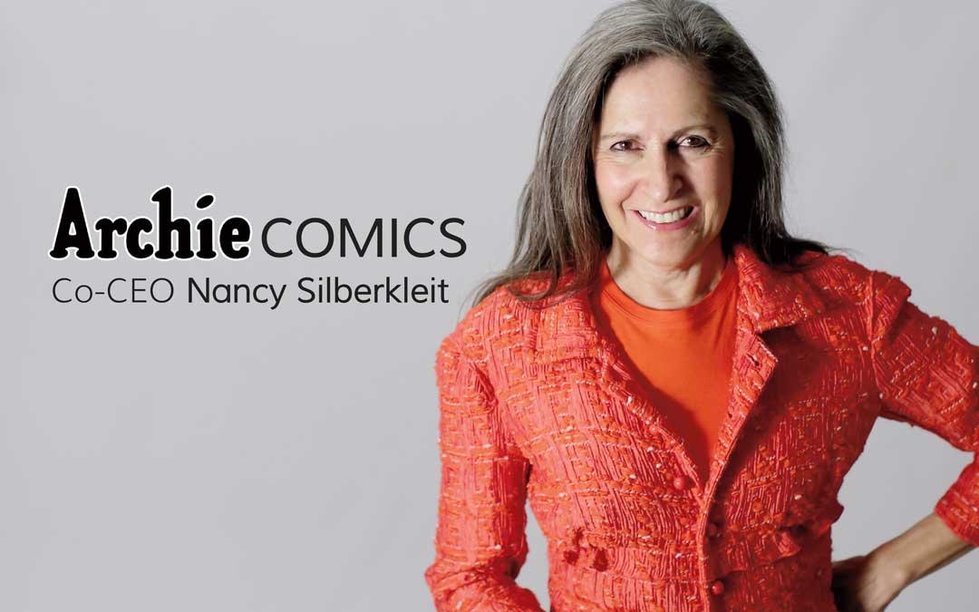 Archie Comics Nancy Silberkleit