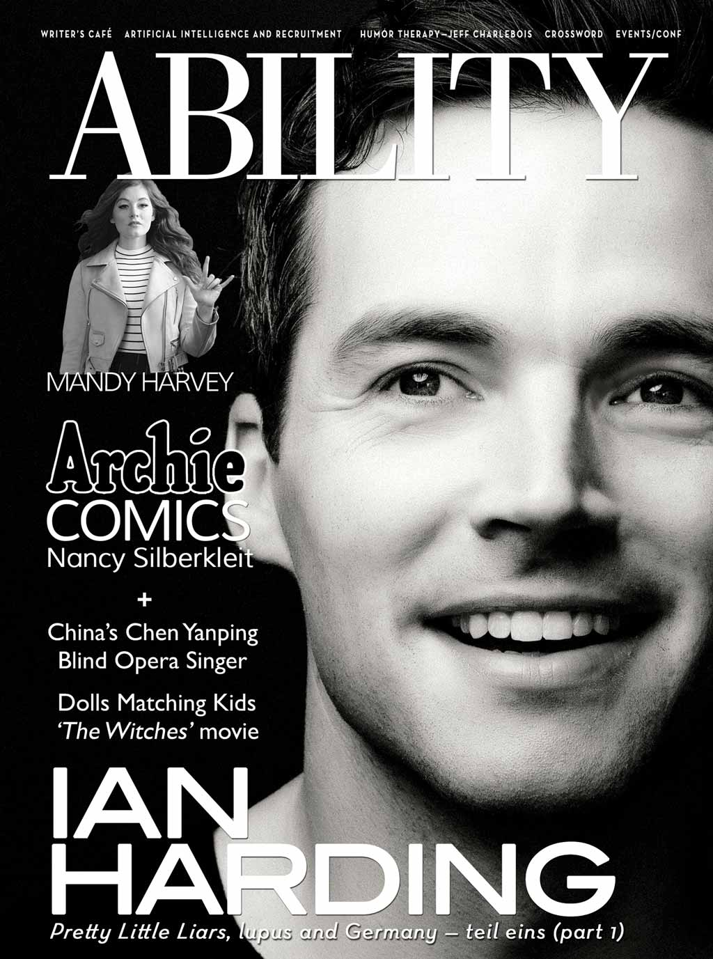 Ian Harding Issue