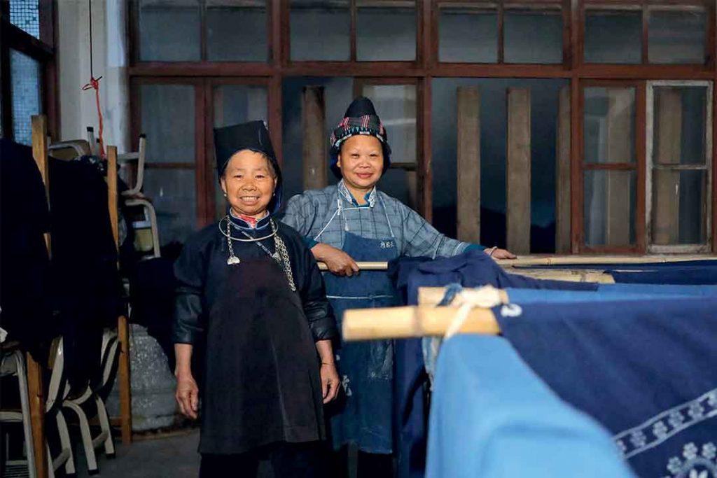 Yang Erlang: Drawing her World on Batik Wear