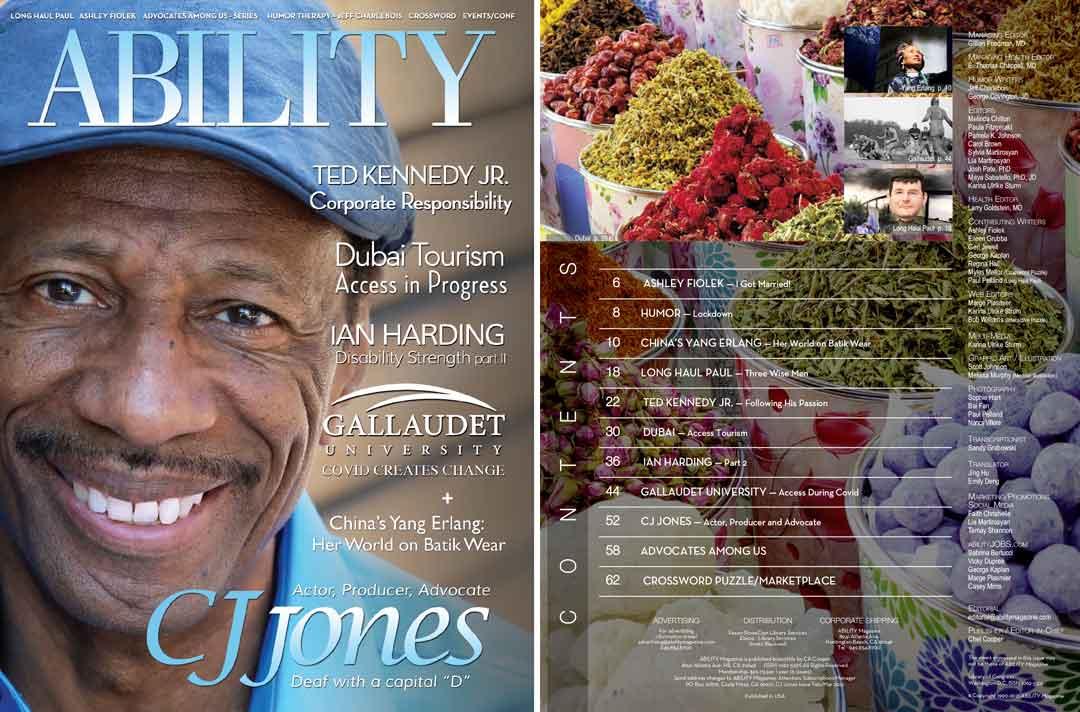 CJ Jones Issue