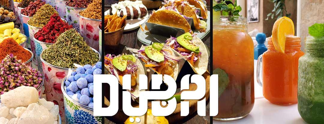 Dubai taste of diversity