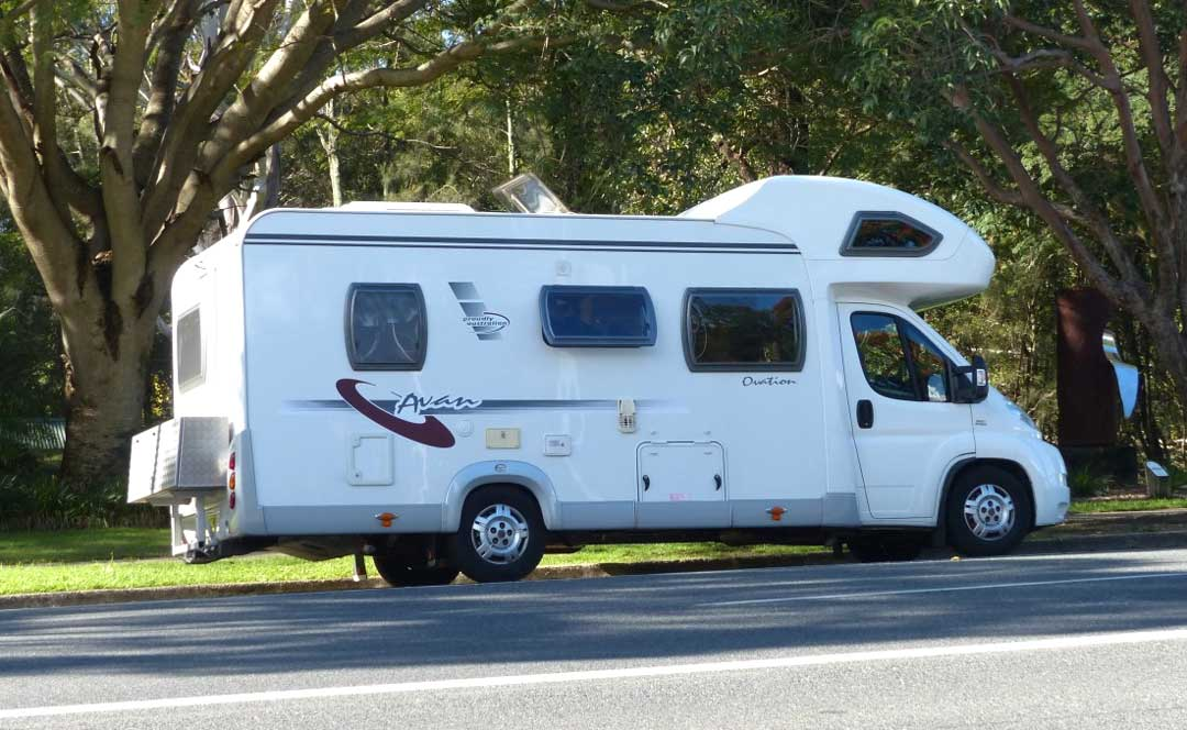 RV Parking Ban Effecting Homeless and People with Disabilities