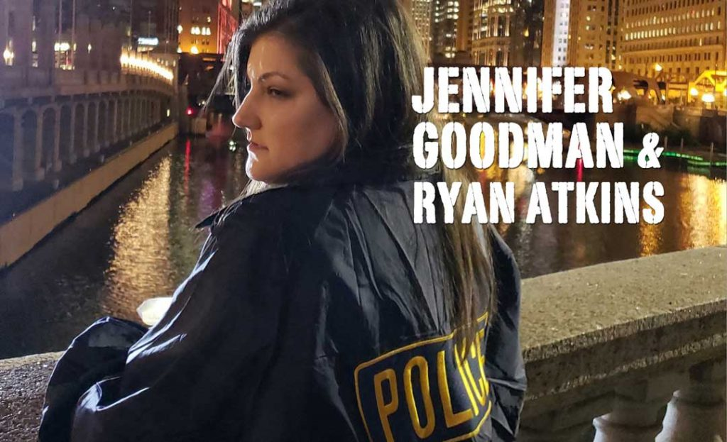Jennifer Goodman & Ryan Atkins interview