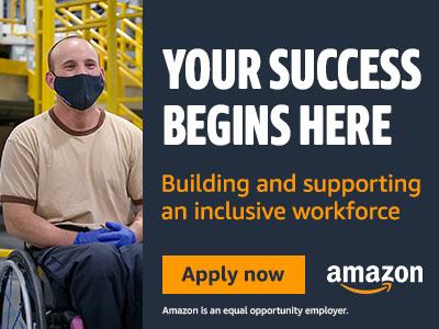 Amazon inclusive workforce